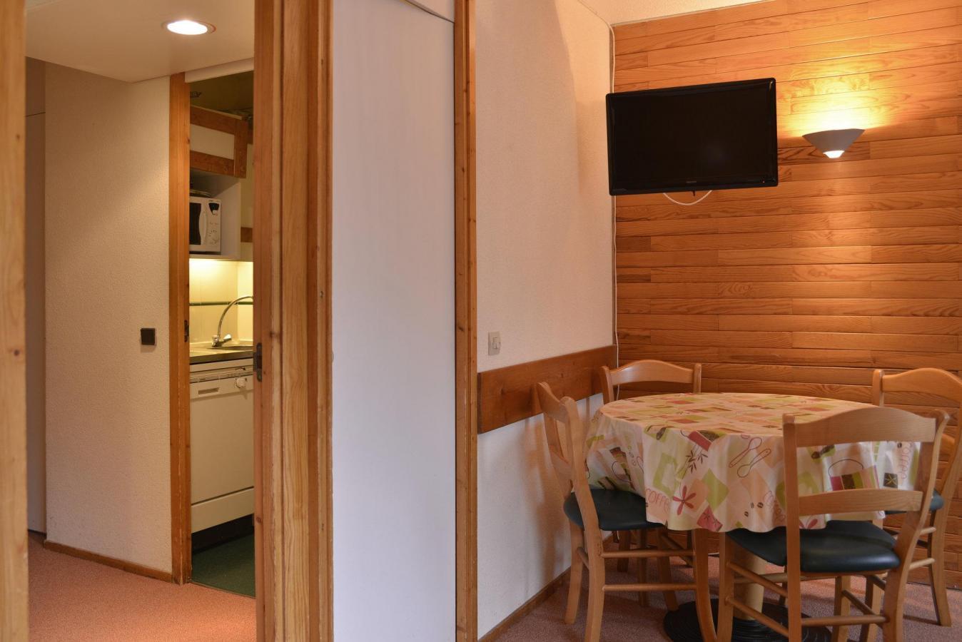 Location au ski Studio 4 personnes (63) - La Residence St Jacques - La Plagne