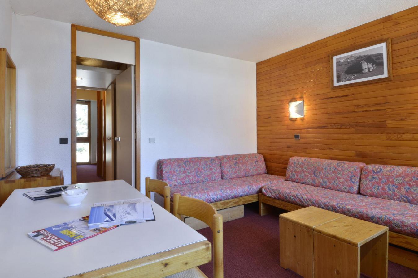 Location au ski Appartement 2 pièces 5 personnes (65) - La Residence St Jacques - La Plagne