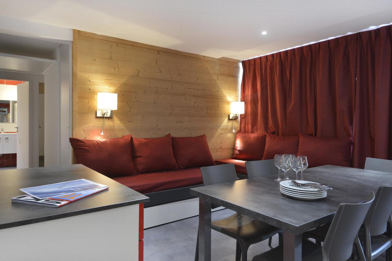 Location au ski Studio divisible 7 personnes (716) - La Residence St Jacques - La Plagne