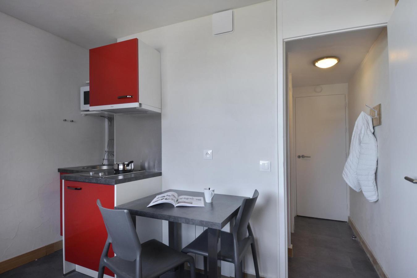 Location au ski Studio 2 personnes (317) - La Residence St Jacques - La Plagne