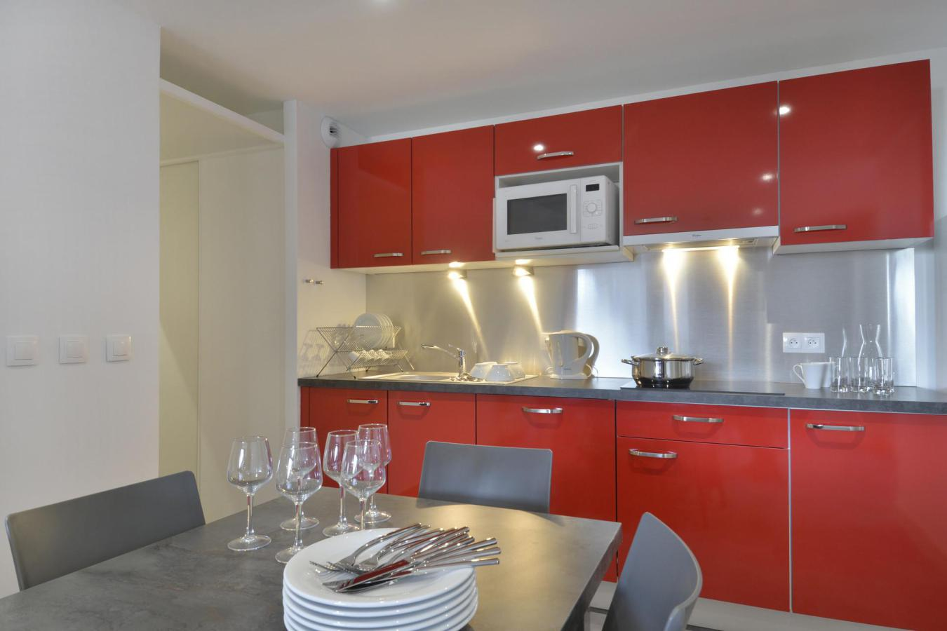Location au ski Appartement 5 pièces 11 personnes (513) - La Residence St Jacques - La Plagne