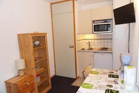 Location au ski Studio 2 personnes (10) - La Residence St Jacques - La Plagne - Four