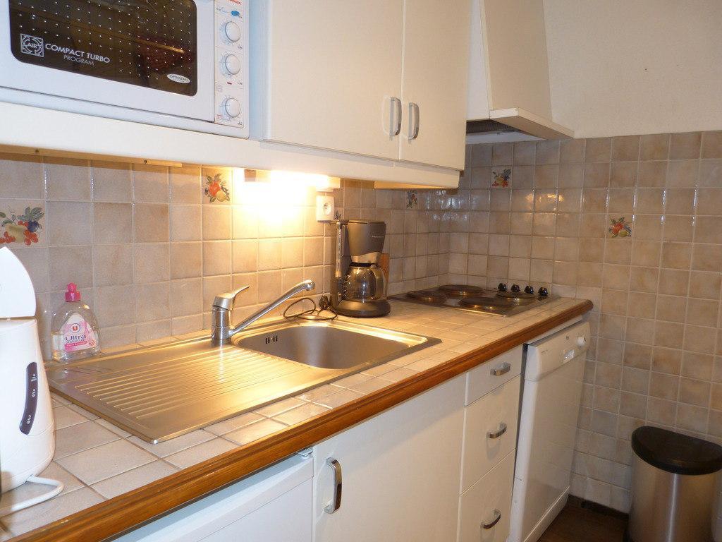 Location au ski Appartement 2 pièces cabine 8 personnes (A2057) - Residence Aime 2000 - Le Diamant - La Plagne
