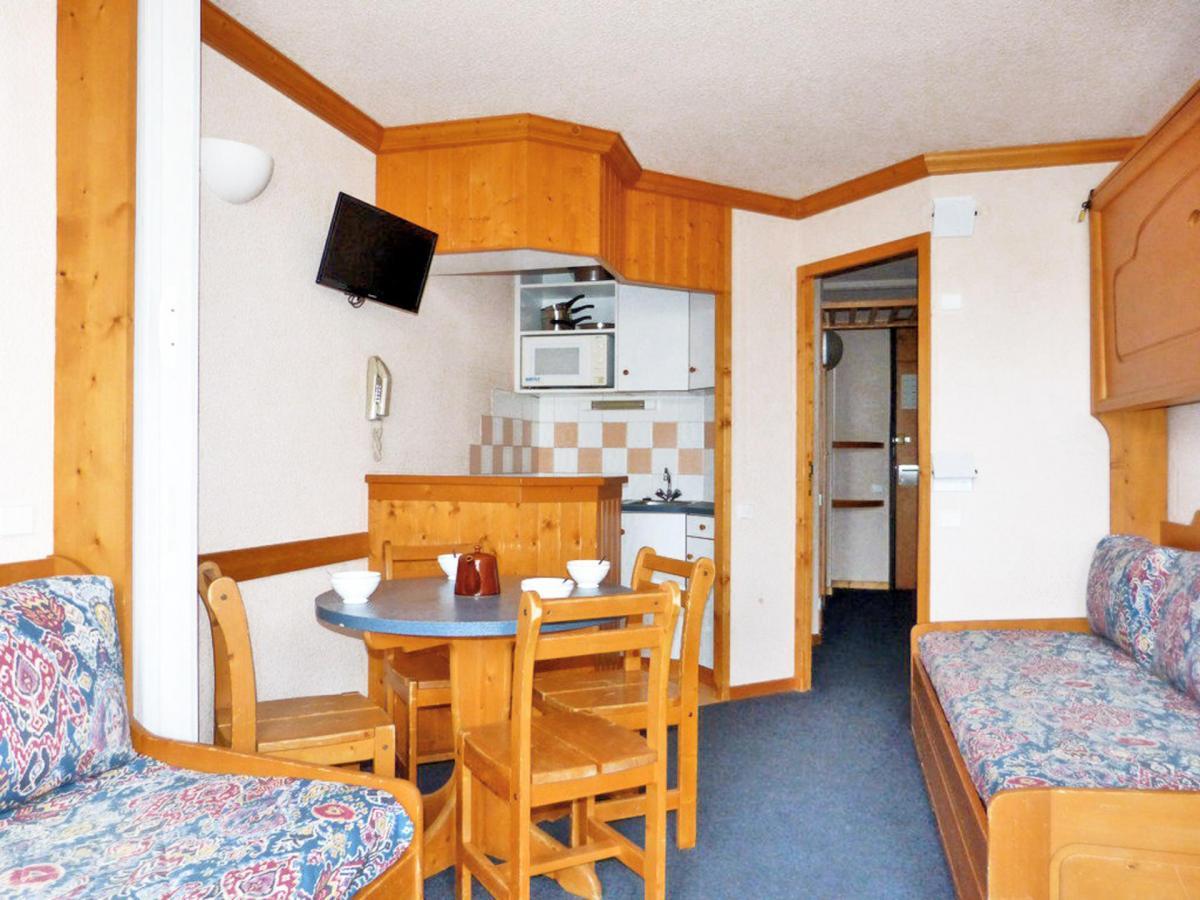 Location au ski Studio 4 personnes (50) - Residence Aime 2000 - Le Diamant - La Plagne