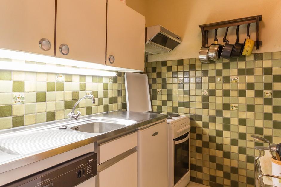Location au ski Appartement 2 pièces cabine 8 personnes (A2055) - Residence Aime 2000 - Le Diamant - La Plagne - Cabine