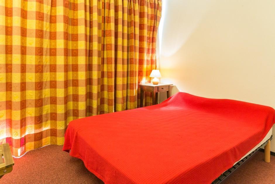 Location au ski Appartement 2 pièces cabine 8 personnes (A2055) - Residence Aime 2000 - Le Diamant - La Plagne - Table