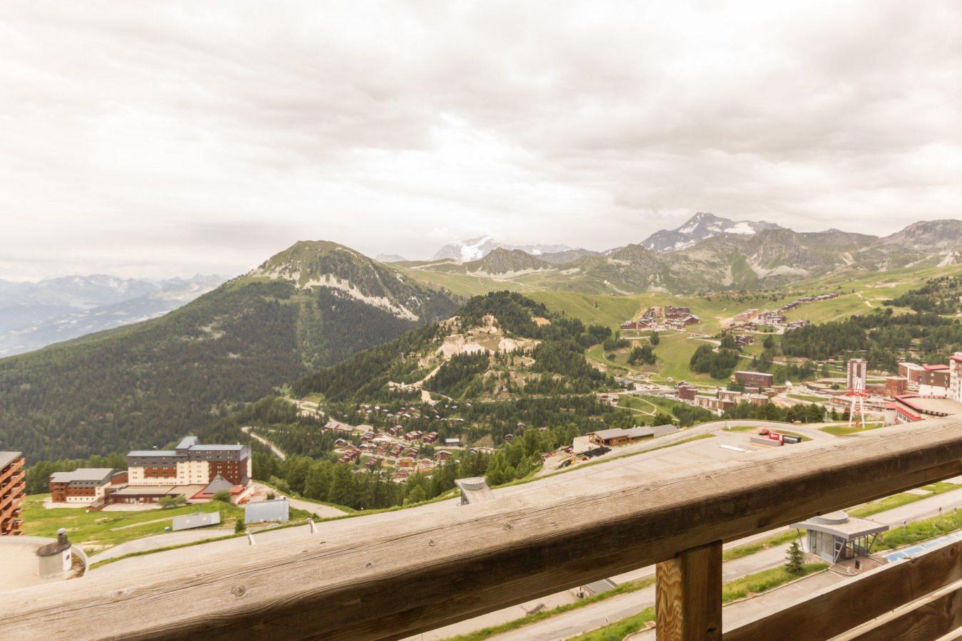 Location au ski Studio 4 personnes (A2L143) - Residence Aime 2000 - Le Diamant - La Plagne - Kitchenette
