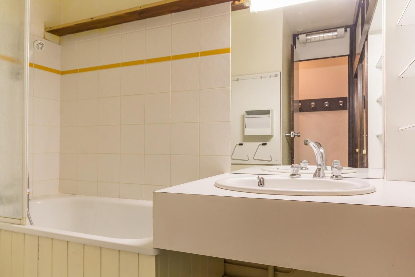 Location au ski Studio cabine 4 personnes (A2049) - Residence Aime 2000 - Le Diamant - La Plagne - Kitchenette