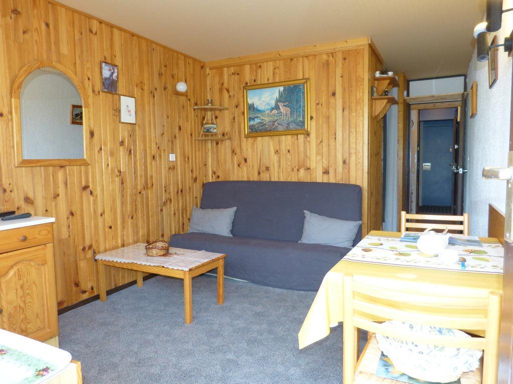 Location au ski Studio cabine 4 personnes (A2H50) - Residence Aime 2000 - Le Diamant - La Plagne - Clic-clac