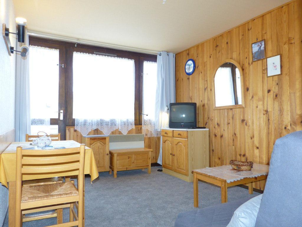 Location au ski Studio cabine 4 personnes (A2H50) - Residence Aime 2000 - Le Diamant - La Plagne - Séjour