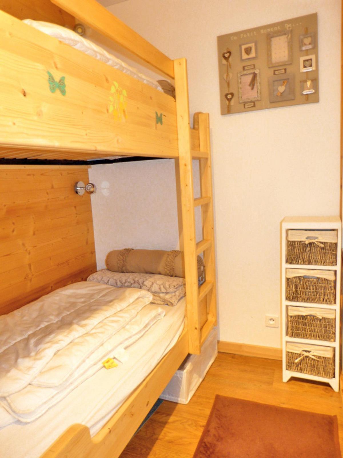 Location au ski Studio cabine 4 personnes (A2H53) - Residence Aime 2000 - Le Diamant - La Plagne - Cabine