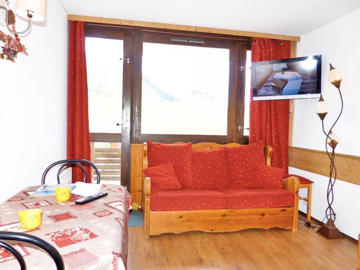 Location au ski Studio cabine 4 personnes (A2H53) - Residence Aime 2000 - Le Diamant - La Plagne - Canapé-lit