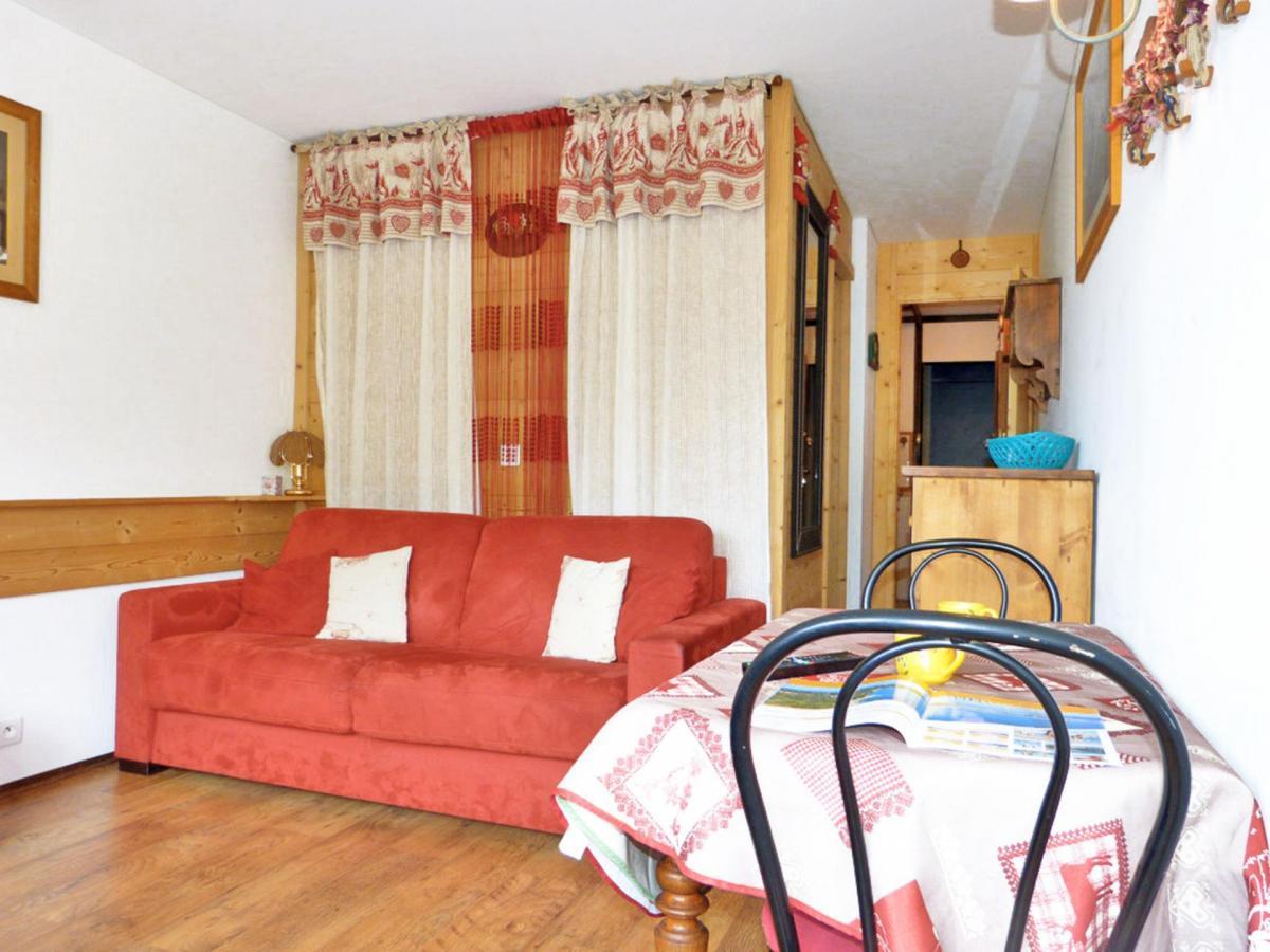 Location au ski Studio cabine 4 personnes (A2H53) - Residence Aime 2000 - Le Diamant - La Plagne - Coin repas