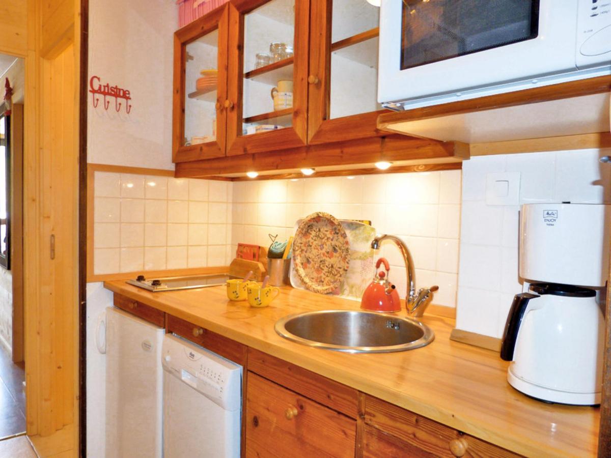 Location au ski Studio cabine 4 personnes (A2H53) - Residence Aime 2000 - Le Diamant - La Plagne - Kitchenette