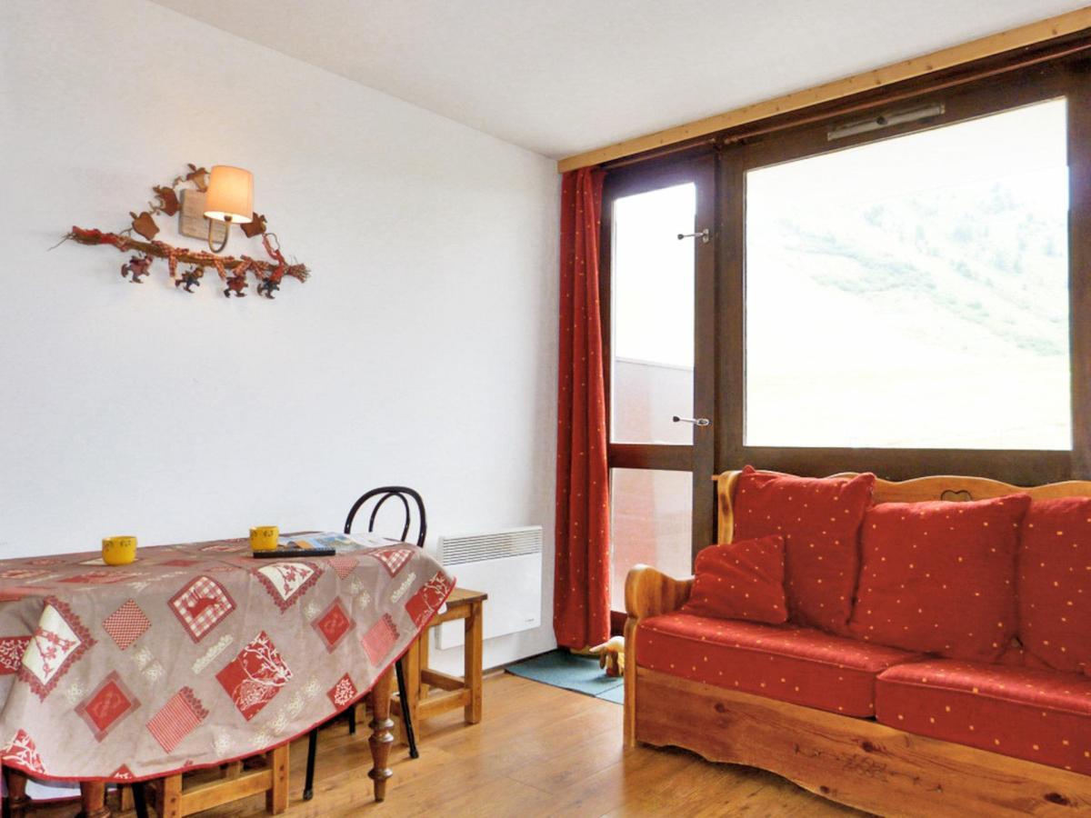 Location au ski Studio cabine 4 personnes (A2H53) - Residence Aime 2000 - Le Diamant - La Plagne - Table