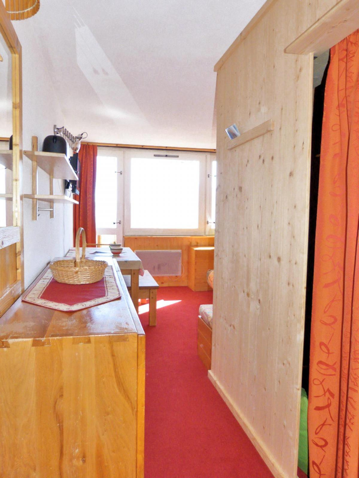 Location au ski Studio cabine 4 personnes (A2M156) - Residence Aime 2000 - Le Diamant - La Plagne - Cabine