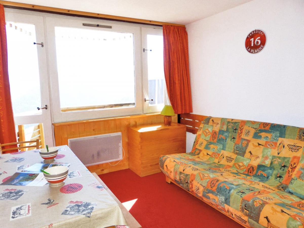 Location au ski Studio cabine 4 personnes (A2M156) - Residence Aime 2000 - Le Diamant - La Plagne - Clic-clac
