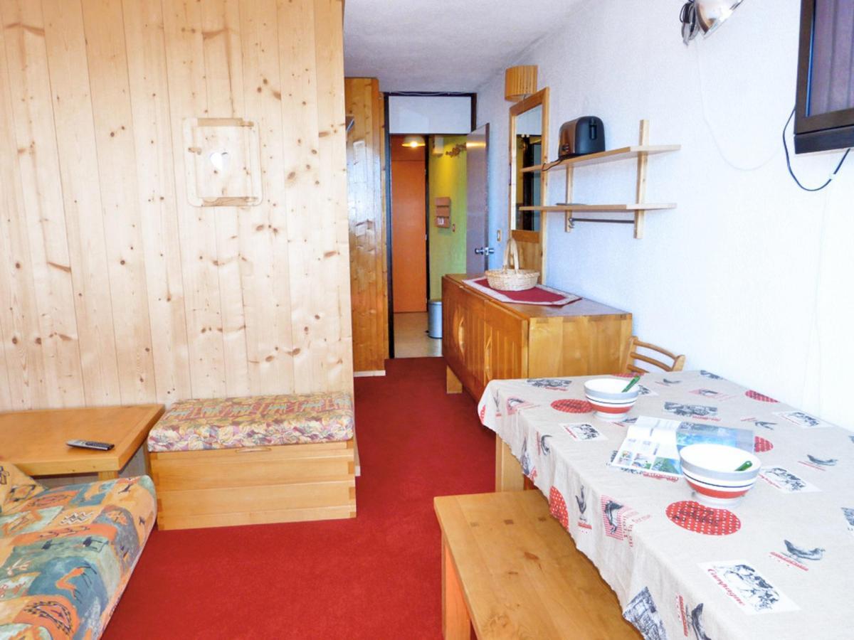 Location au ski Studio cabine 4 personnes (A2M156) - Residence Aime 2000 - Le Diamant - La Plagne - Coin repas