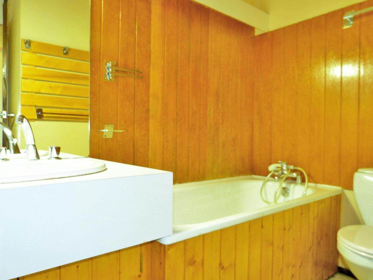 Location au ski Studio cabine 4 personnes (A2M156) - Residence Aime 2000 - Le Diamant - La Plagne - Salle de bains
