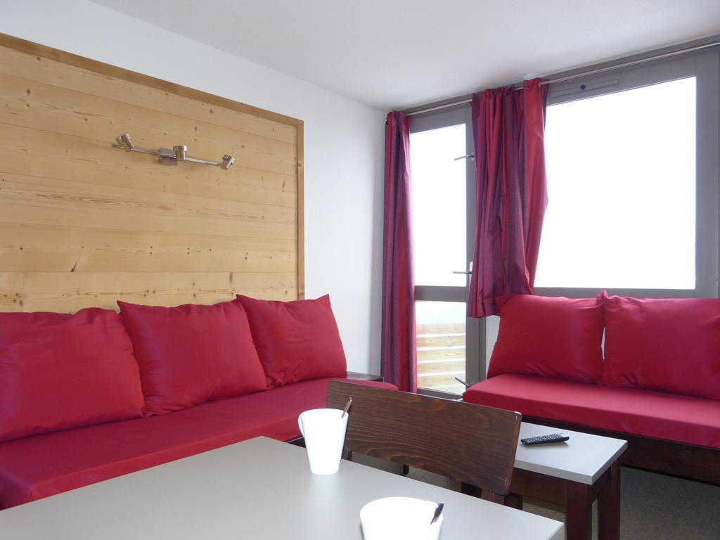 Location au ski Studio cabine 4 personnes (A2Q156) - Residence Aime 2000 - Le Diamant - La Plagne - Table