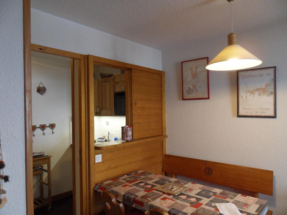Belle Plagne - RESIDENCE CARENE - Appartement 2 pièces 5 personnes (36)