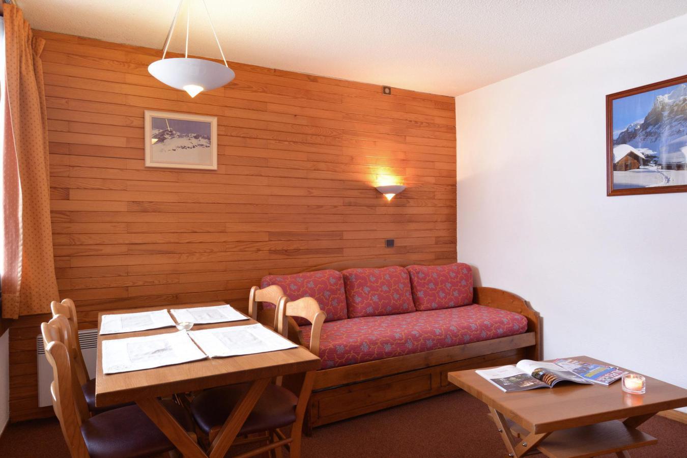Location au ski Appartement 2 pièces 5 personnes (54) - Residence Carroley B - La Plagne