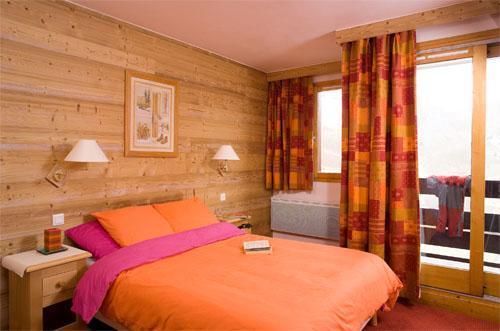Location au ski Appartement 4-5 pièces 10 personnes - Residence Club Mmv Le Centaure - La Plagne - Chambre