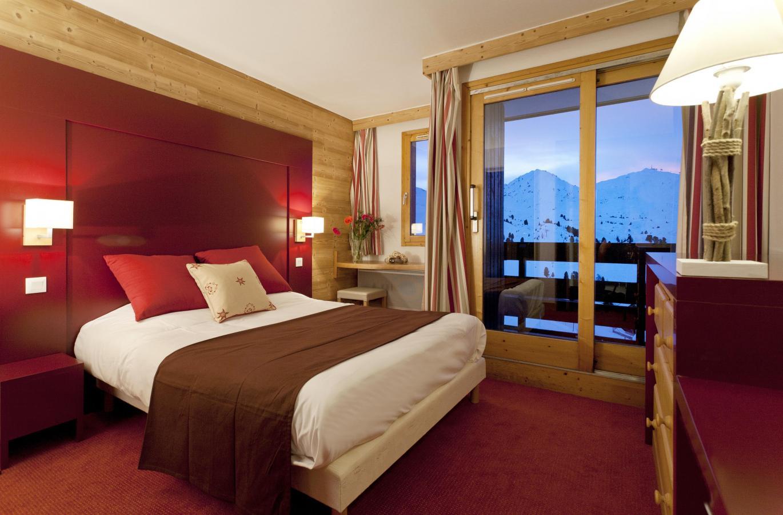 Location au ski Residence Club Mmv Le Centaure - La Plagne - Lit double