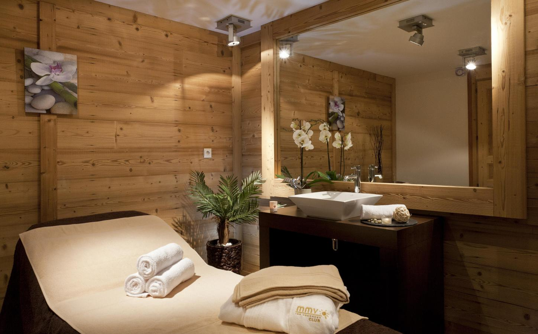 Location au ski Residence Club Mmv Le Centaure - La Plagne - Massage