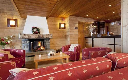 Location au ski Residence Club Mmv Le Centaure - La Plagne - Réception