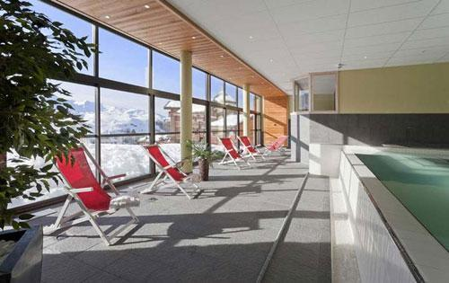 Location au ski Residence Club Mmv Le Centaure - La Plagne - Relaxation
