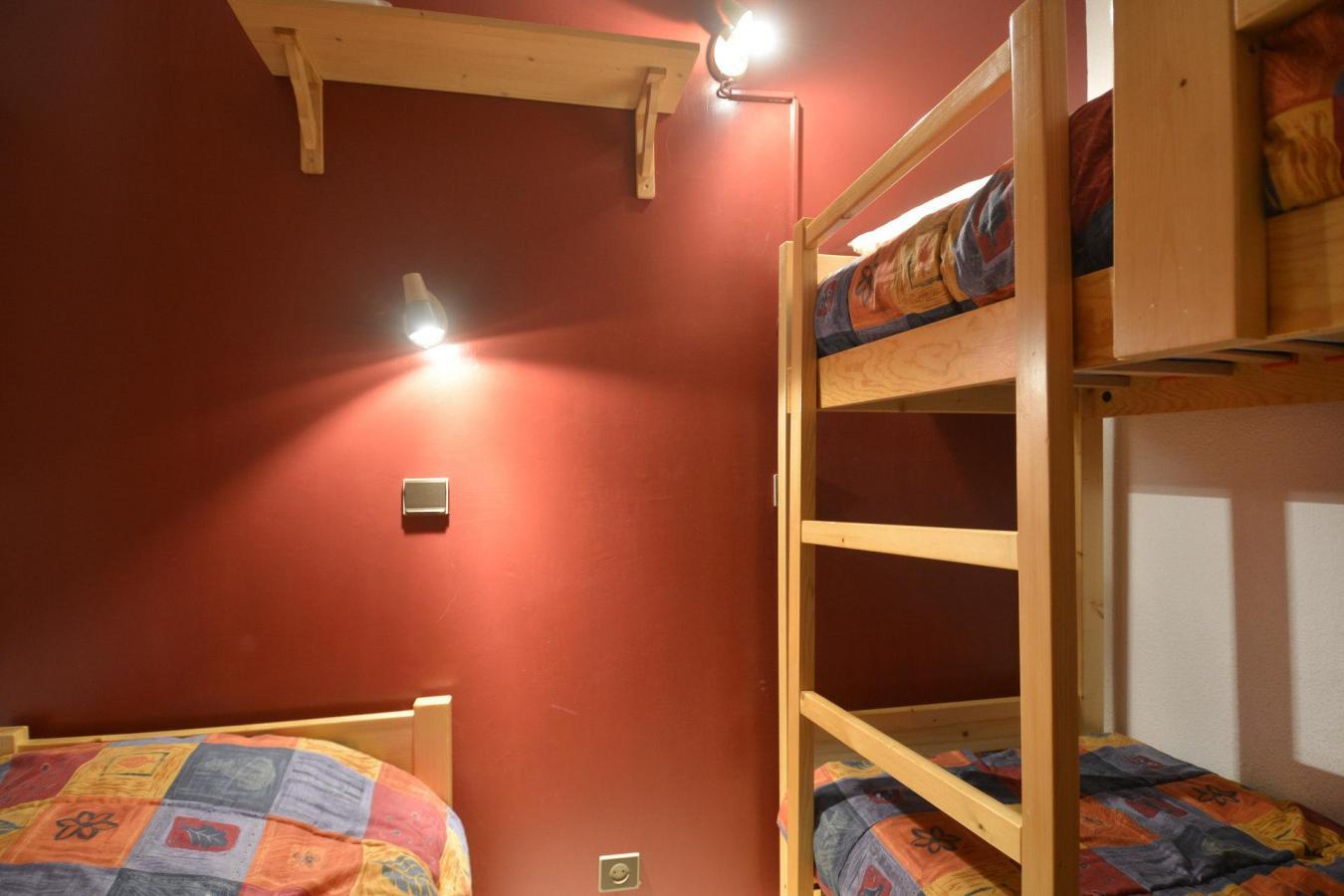 Location au ski Appartement 2 pièces 5 personnes (24) - Residence Comete - La Plagne