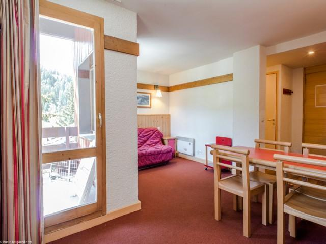 Location au ski Studio 4 personnes (323) - Residence Digitale - La Plagne
