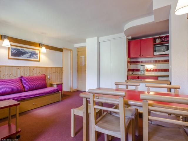 Location au ski Appartement 2 pièces 5 personnes (321) - Residence Digitale - La Plagne