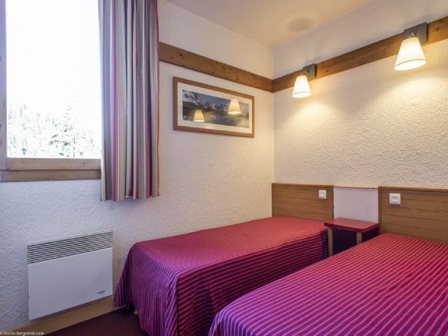 Location au ski Appartement 2 pièces 4 personnes (327) - Residence Eperviere - La Plagne