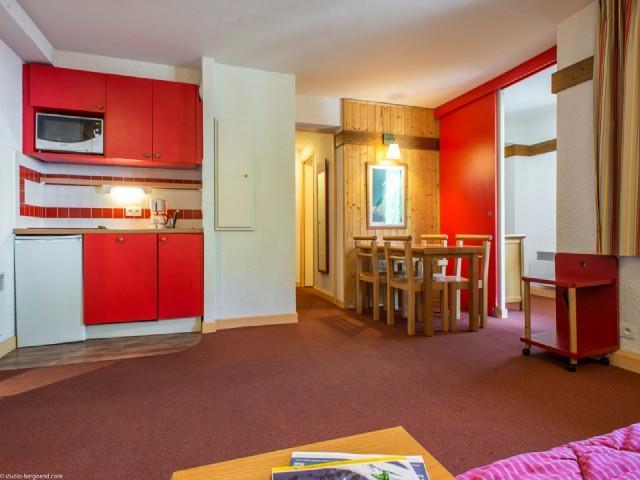 Location au ski Appartement 2 pièces 4 personnes (326) - Residence Eperviere - La Plagne