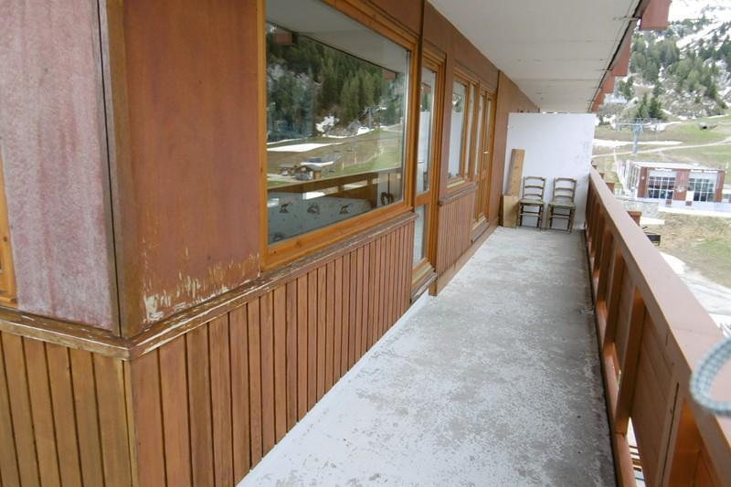 Location au ski Appartement 2 pièces 7 personnes (ME 51 C) - Residence La Meije - La Plagne - Balcon
