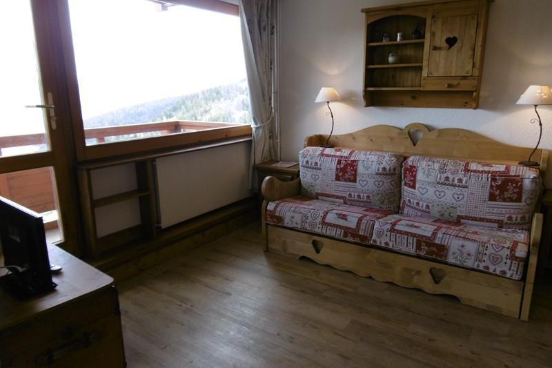 Location au ski Appartement 2 pièces 7 personnes (ME 51 C) - Residence La Meije - La Plagne - Canapé-lit