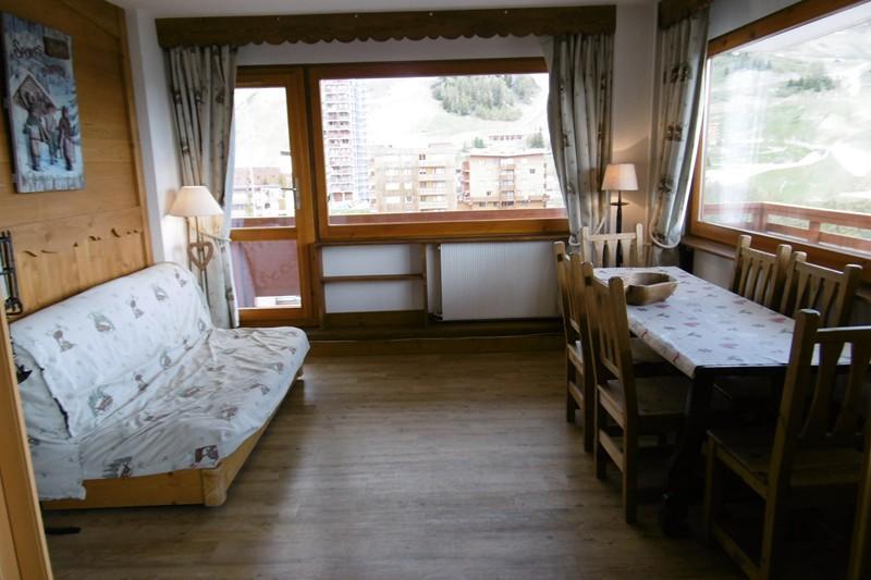 Location au ski Appartement 2 pièces 7 personnes (ME 51 C) - Residence La Meije - La Plagne - Coin repas