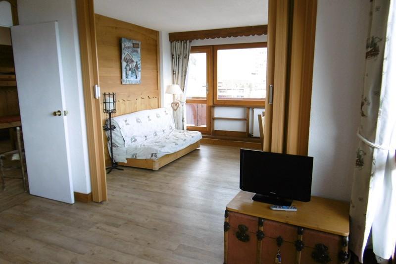 Location au ski Appartement 2 pièces 7 personnes (ME 51 C) - Residence La Meije - La Plagne - Séjour