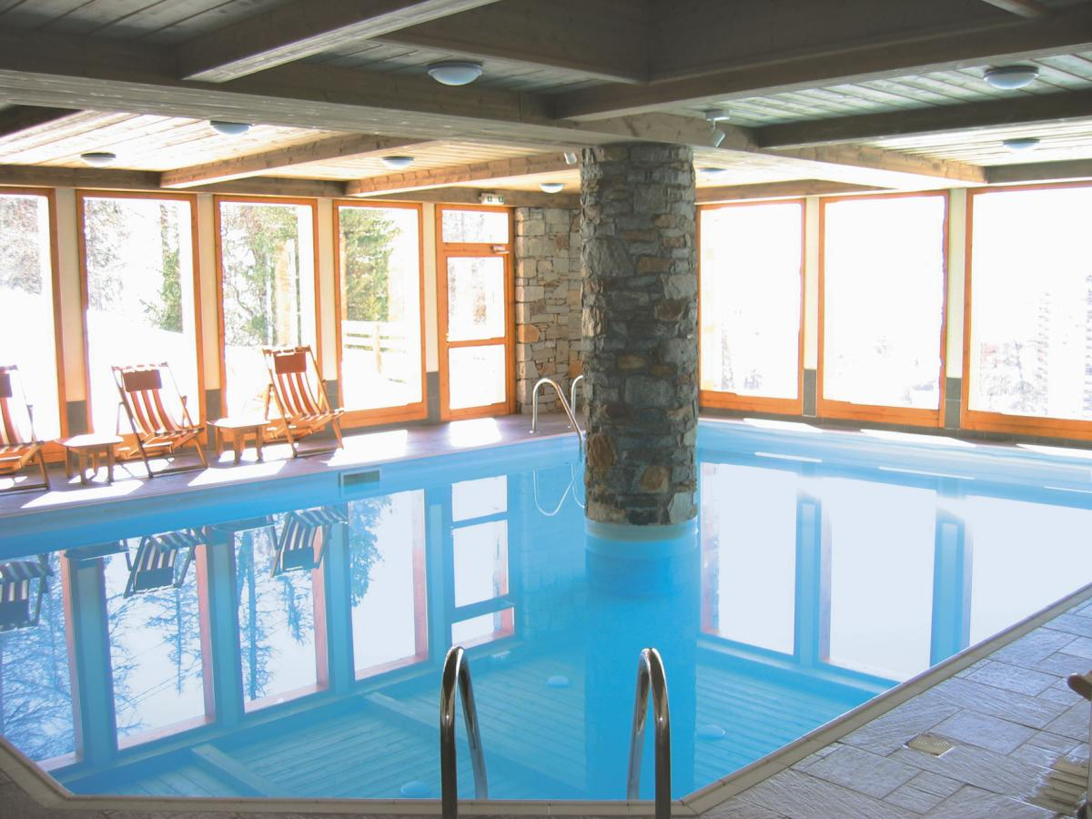 R sidence lagrange aspen la plagne location vacances ski for Residence piscine couverte
