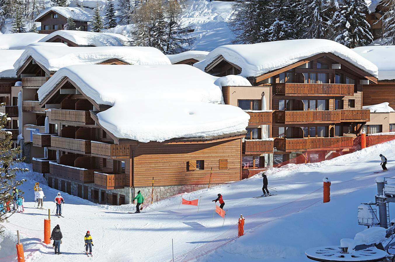 Location Appartement Ski La Plagne
