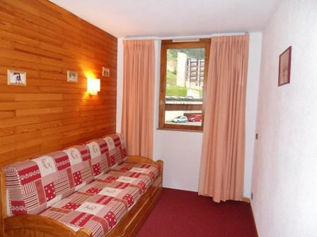 Location au ski Studio 4 personnes (60) - Residence Le Carroley A - La Plagne