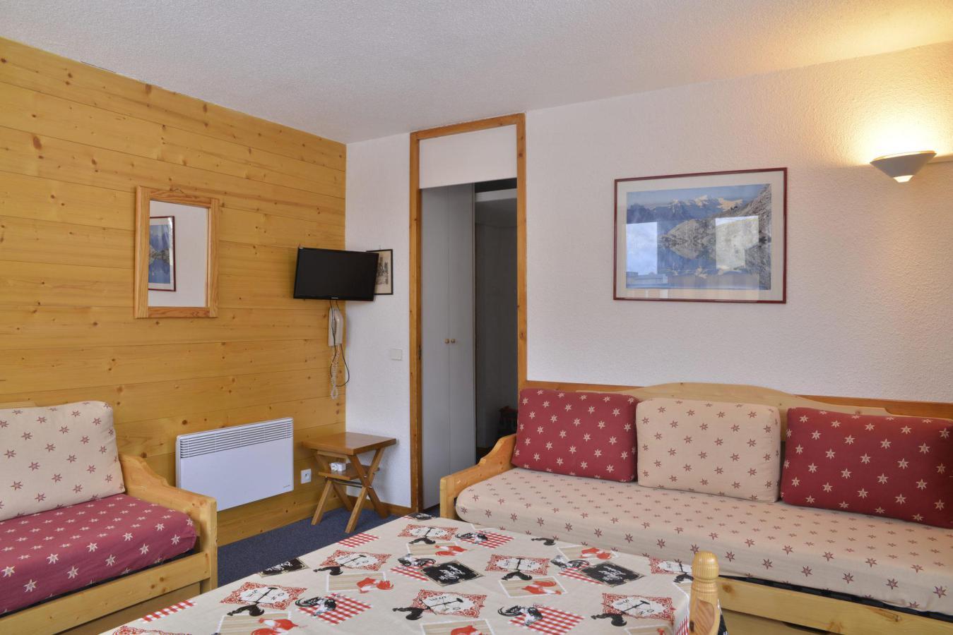 Location au ski Appartement 2 pièces 5 personnes (91) - Residence Le Carroley A - La Plagne