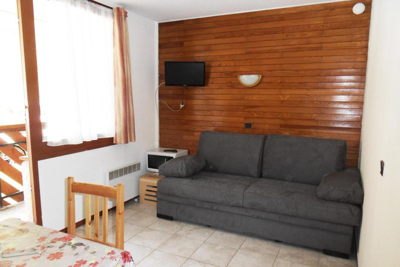 Location au ski Studio 2 personnes (15) - Residence Le Carroley A - La Plagne