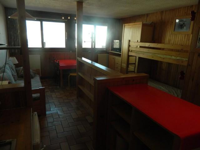 Location au ski Studio 4 personnes (111) - Residence Le Vercors - La Plagne