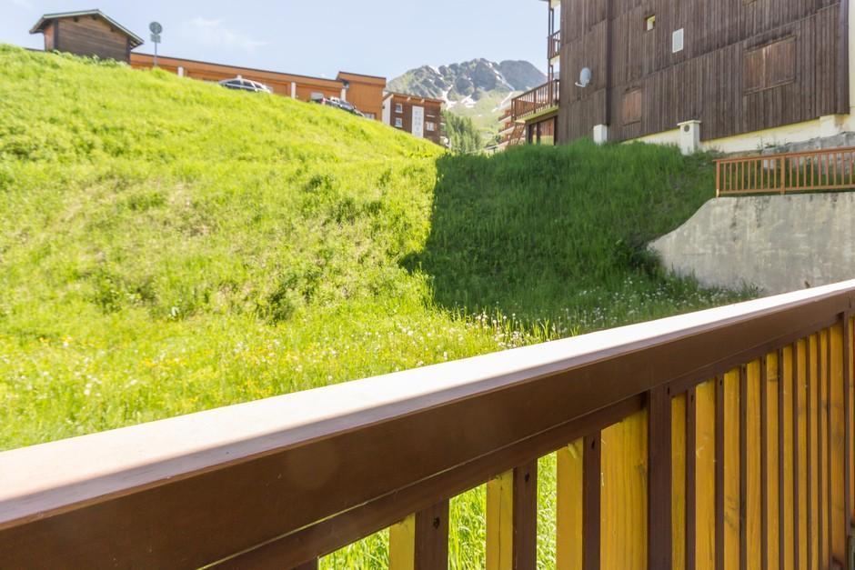 Location au ski Studio coin montagne 4 personnes (11) - Residence Les Arolles - La Plagne - Douche