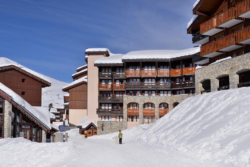 Family ski Residence Pegase