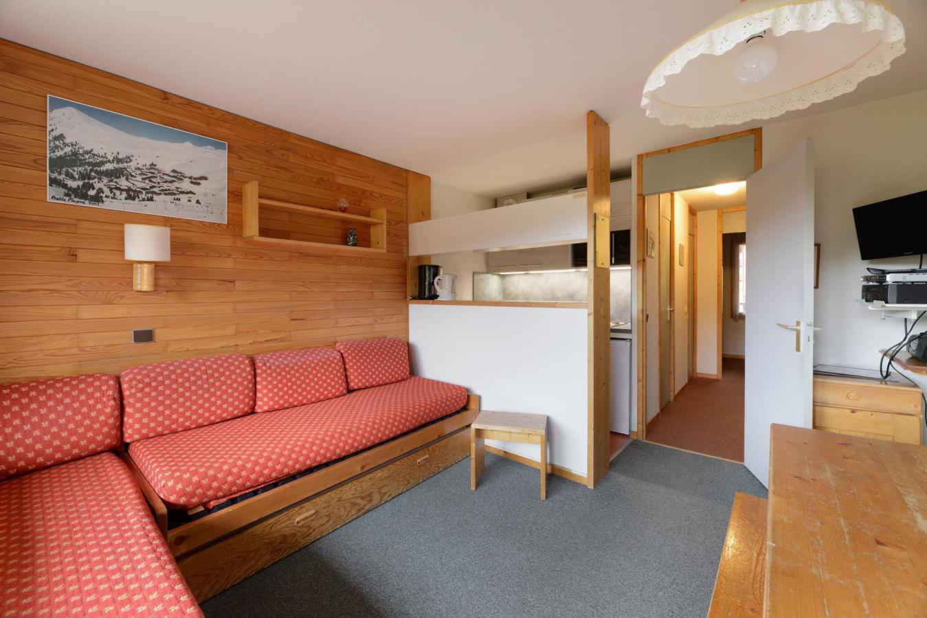 Location au ski Appartement 2 pièces 5 personnes (307) - Residence Turquoise - La Plagne