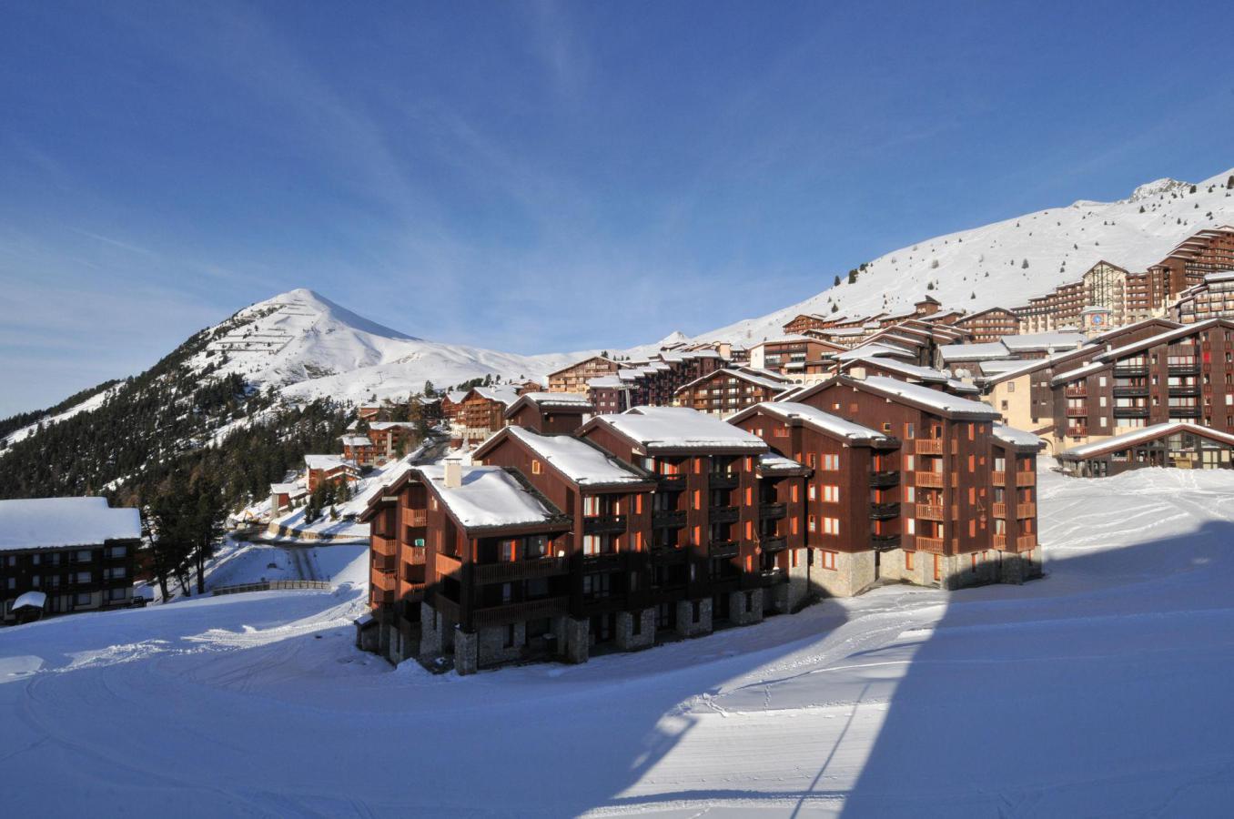 Residence turquoise la plagne location vacances ski la plagne ski planet - Office tourisme la plagne centre ...